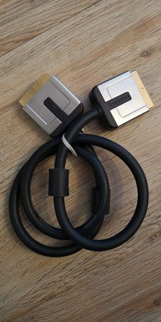Cablu Profigold scart to scart 1m