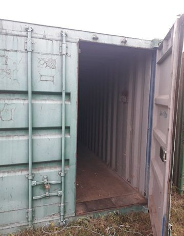 Продам контейнер 20 тонн