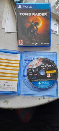 * Joc PS4 : Shadow of the Tomb Raider