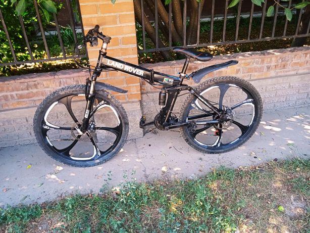 LAND ROVER  складной велосипед
