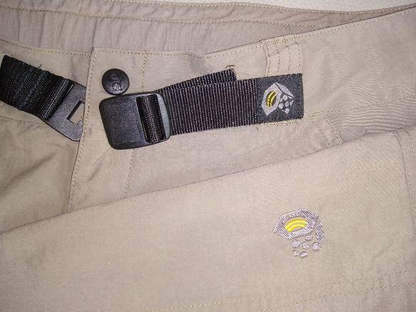 Mountain Hardwear Canyon Shorts р-р М къси туристически панталони