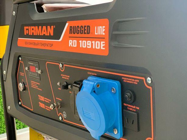 Генератор Firman 8.5 кВт люкс
