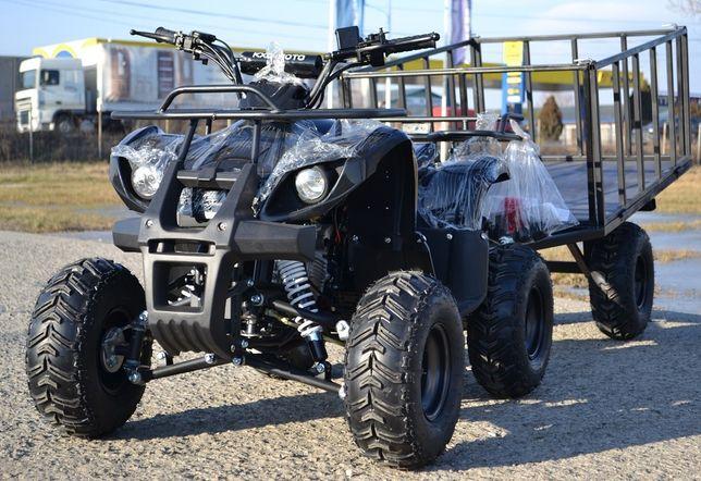 ATV BAJAJ 125cc Hassium Gren Rg7/Rg8 DNR/3+1