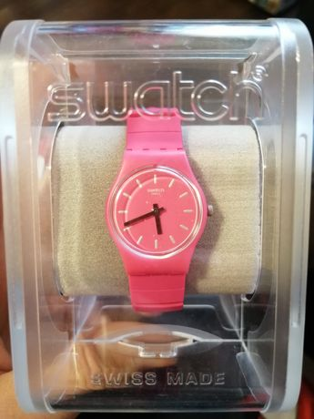 Ceas Swatch Pink SUON 125