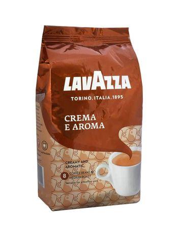 Lavazza Crema e Aroma Лаваца Крема Арома 1кг. Лаваца Роса