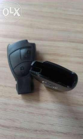 Кутийка за ключ за Мercedes C/E- Klasa(Мерцедес)-2 бутона