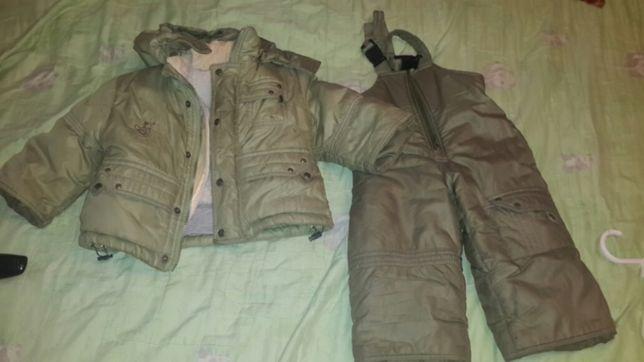 Продам зимний кастюм