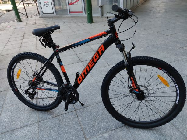 "Bicicleta mountainbike Omega Thomas 27.5"" model nou 2021 multicolor"