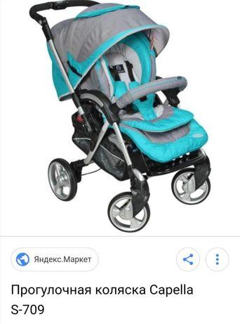 Детская коляска Capella