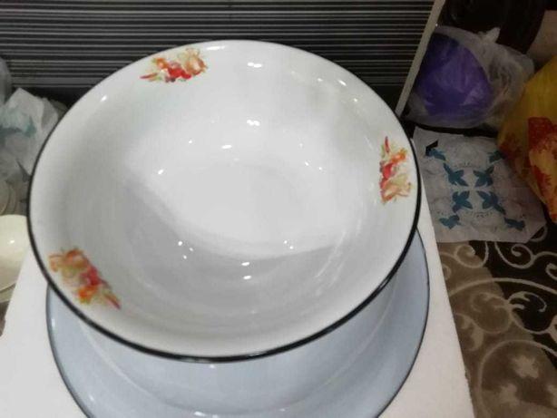 Посуда эмалированная новый 2500 тенге