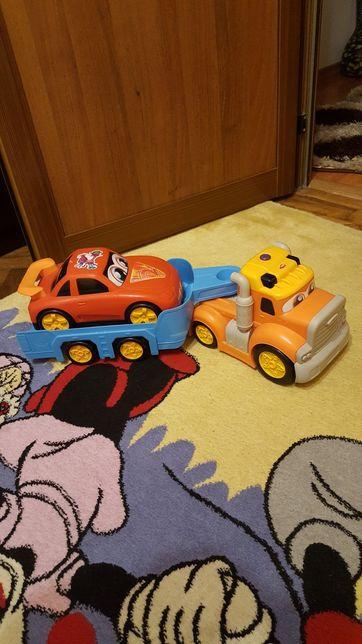 McQueen tir si masina