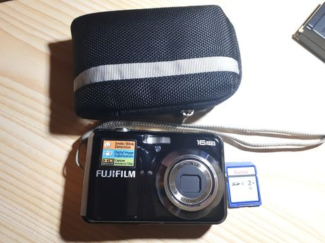 Aparat foto Fujifilm FinePix AV250, 16MP, Black