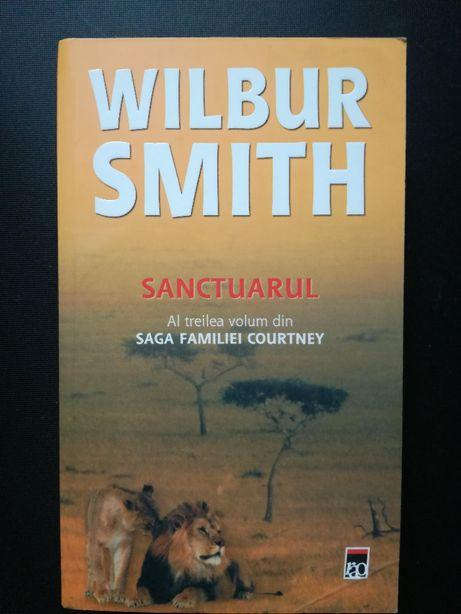 Sanctuarul (vol. 3 din saga familei Courtney) - Wilbur Smith,
