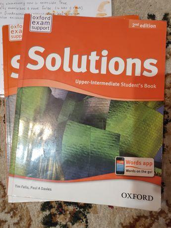 Solutions upper-intermediate Английский