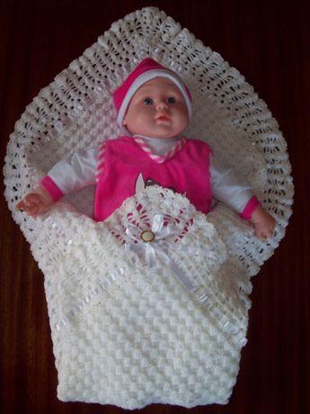бебешка пелена на една кука