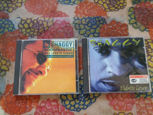 "Lot 2 CD-uri Originale "" SHAGGY"" (Albume)"