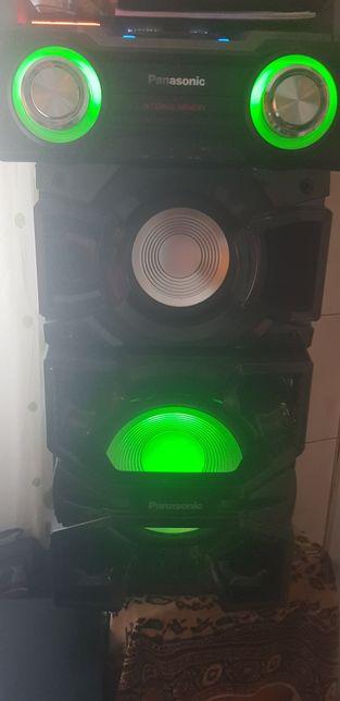 Vand Sistem audio PANASONIC SC-MAX4000EK, 2400W, USB, Bluetooth, Ilumi