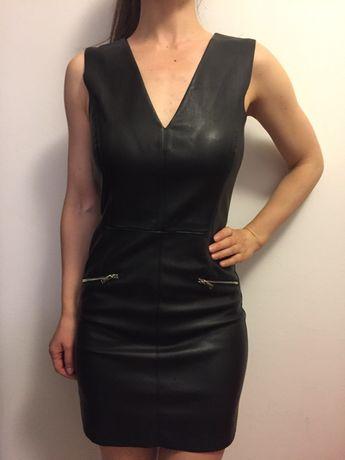 Rochie Zara piele ecologica
