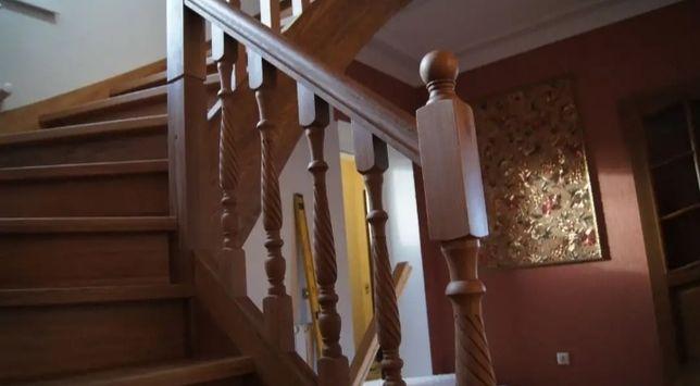 Лестница.. Столярный цех
