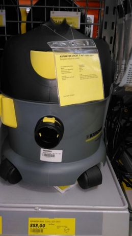 aspirator 1250w karcher t10/1 nou sigilat factura profesional