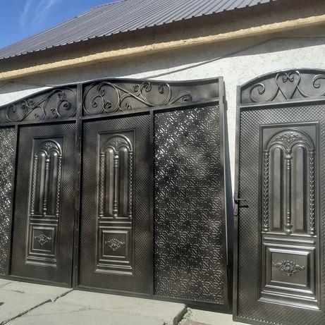 Ворота дарбаза какпа