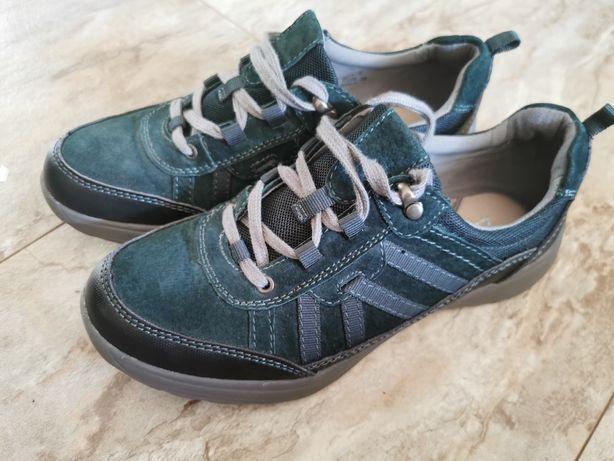 Pantofi/adidas Clarks, piele nr. 37