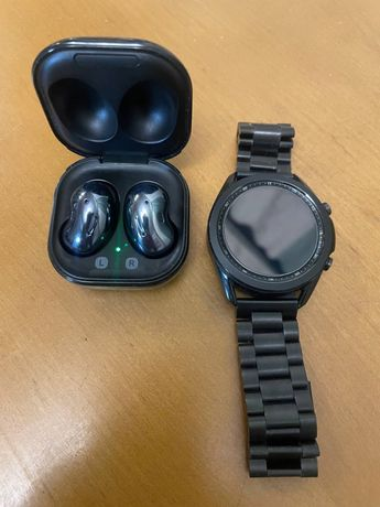 Продам Samsung Watch 3 и Galaxy Buds Live