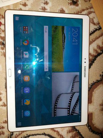 Продам планшет Samsung Galaxy Tab S в хорошем состоянии