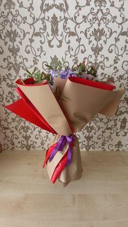Букет цветов (разные)