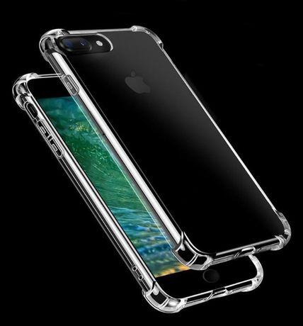 ANTI-KNOCK Силиконов Кейс Калъф iPhone 7, 8, 8 Plus, 11, X, XS Max, XR