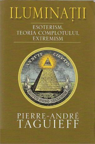 Carte societati secrete ILLUMINATI, francmasonerie, istorie 500 pagini