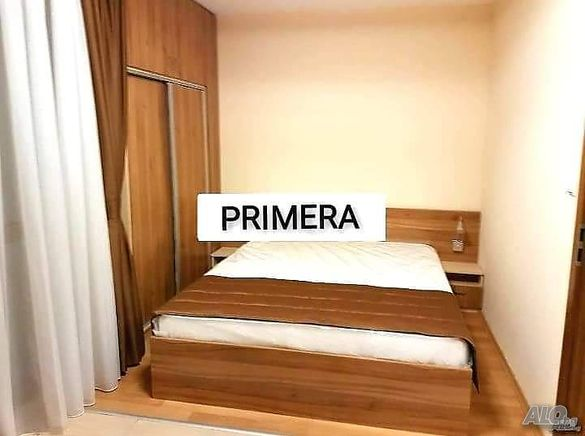 PRIMERA- Нова луксозна боксионера в идеален център на 1 минута от плаж