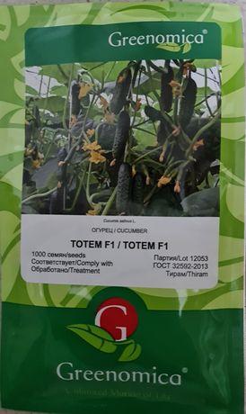 Продажа семян огурцов F1 Тотем
