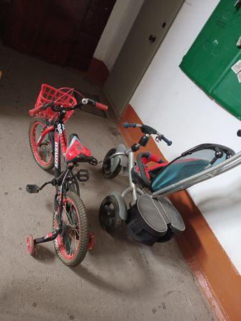 Детский мир. Велосипед.