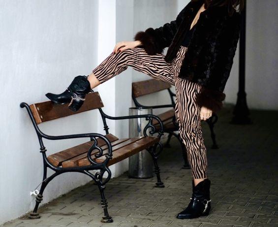 Pantaloni Zara S