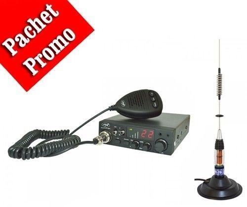 Statii auto CRT,PNI,Midland+antena PNI ML70•calibrare•montaj•garantie