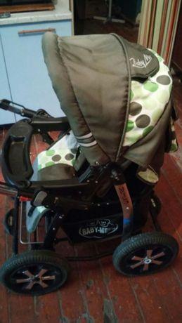 Продам коляску Baby-Merc 5 джип