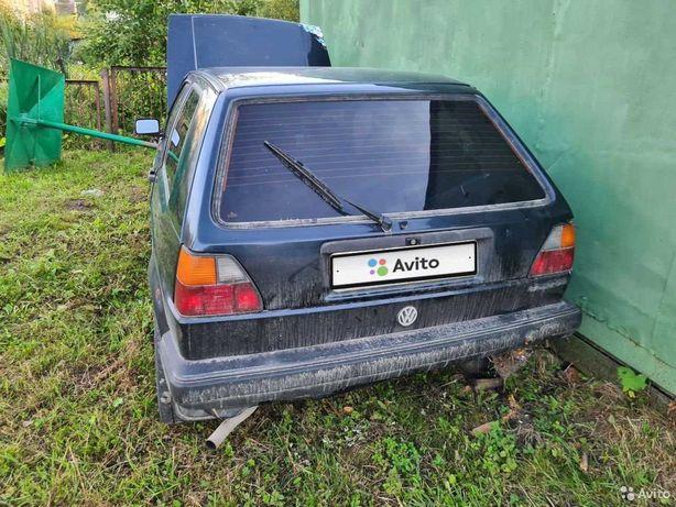 Продам запчасти на Volkswagen Golf 2