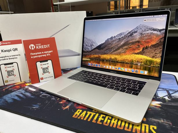 MacBook Pro 15 Retina 2018 Core i7/16GB/SSD 256GB Рассрочка!