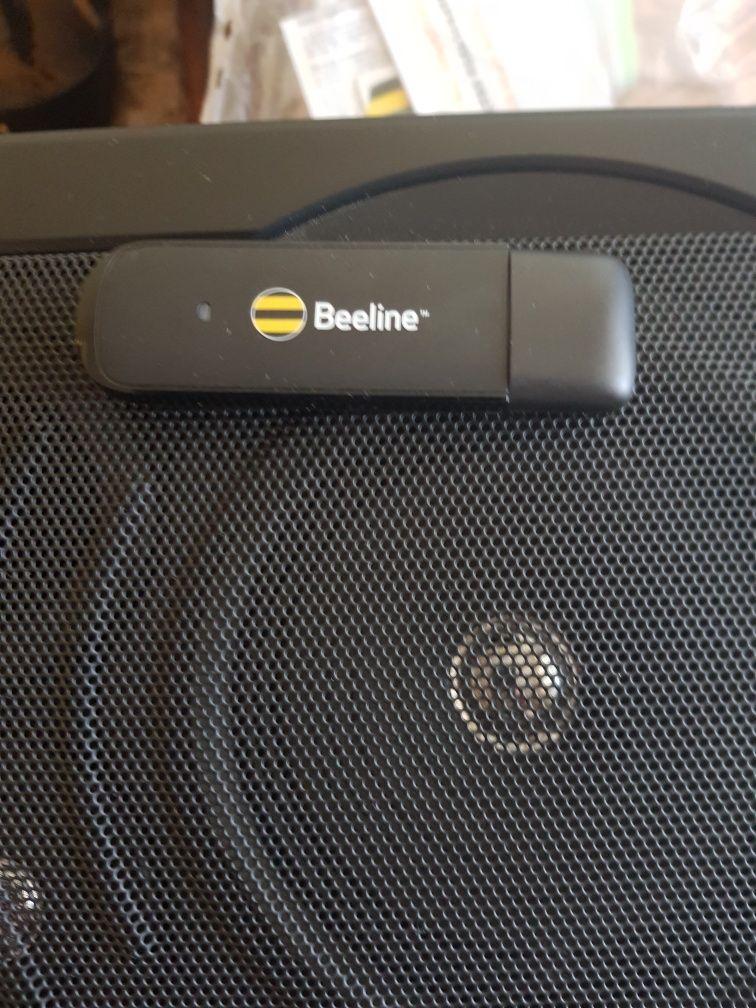 Продам беспроводной интернет от Beeline флешка с инструкцией