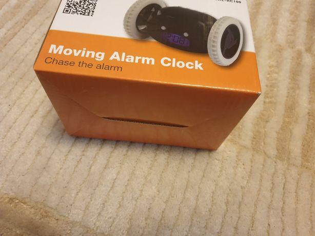 Ceas alarma desteptor, walking moving alarm clock