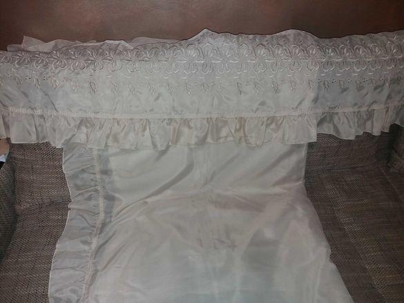 Комплект за спалня + перде