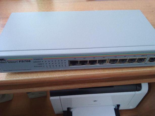 VAND Switch X8 porturi