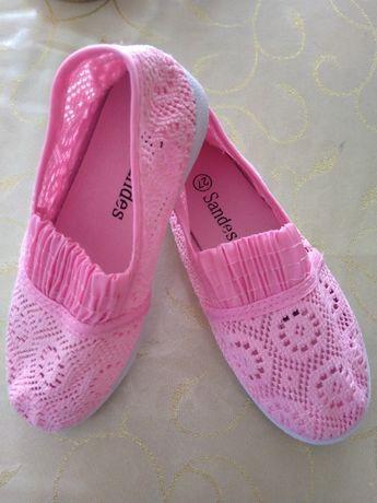Детски мрежести обувки