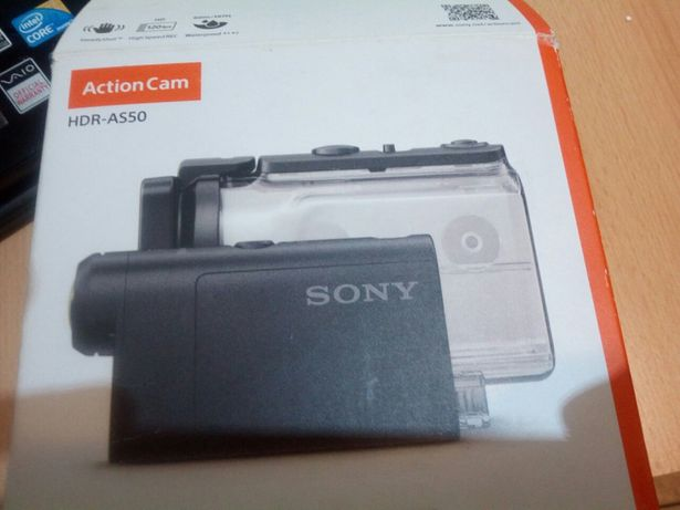 Camera video sport Sony Hdr As 50