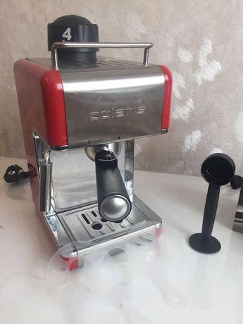 Продам кофе-машинку с кофемолкой
