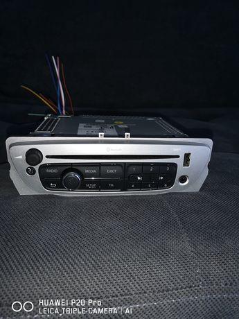 Radio casetofon renault megane 3