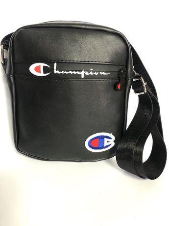 Стилни мъжки чантички през рамо champion ,tommy hilfiger