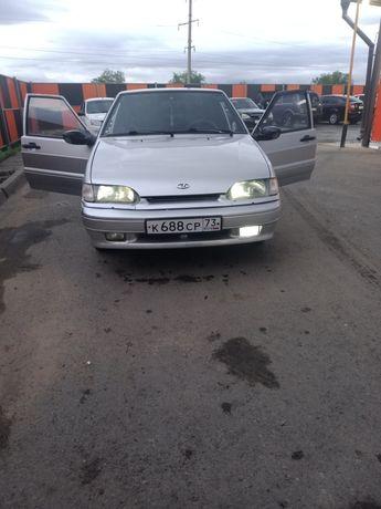 Машина 2114 год 2007