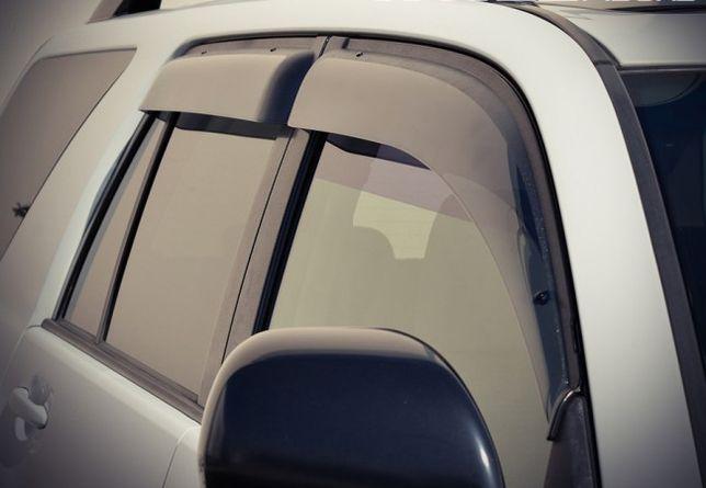 Ветровики на Toyota 4Runner 2003г- 2009г. Форанер ветровик, дефлекторы